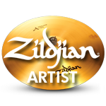 Zildjian Artist Badge
